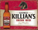 Plechová cedule - Killian's Irish Red