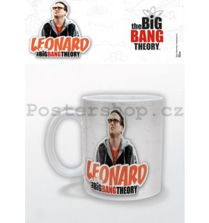 Hrnek – The Big Bang Theory (Leonard)