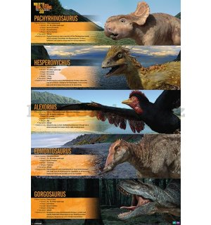 Plakát - Dinosauři (Walking With Dinosaurs) 2