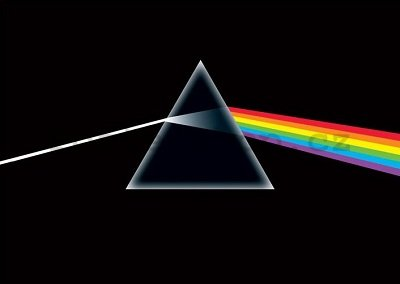 Plakát - Pink Floyd (Dark Side Of The Moon)