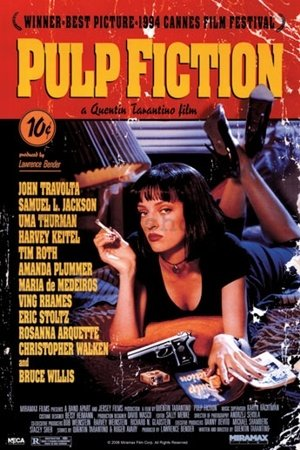 Plakát - Pulp Fiction