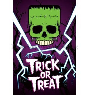 Plakát - Trick Or Treat (Glow In The Dark!)