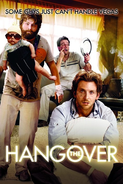 Plakát - The Hangover (Morning After)