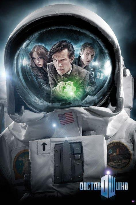 Plakát - Doctor Who (The Impossible Astronaut)
