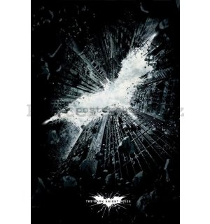 Plakát - Batman The Dark Knight Rises (City)