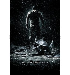 Plakát – Batman The Dark Knight Rises (Bane)