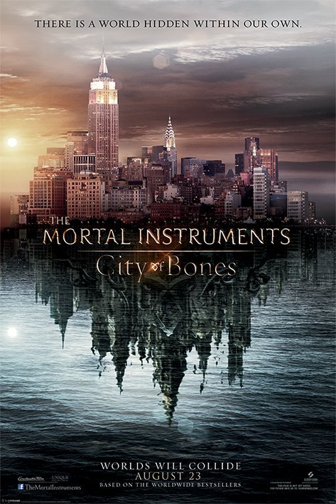 Plakát - The Mortal Instruments City Of Bones