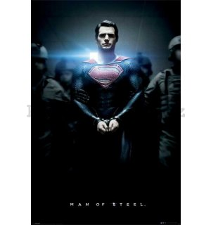 Plakát - Man Of Steel (Handcuffs)