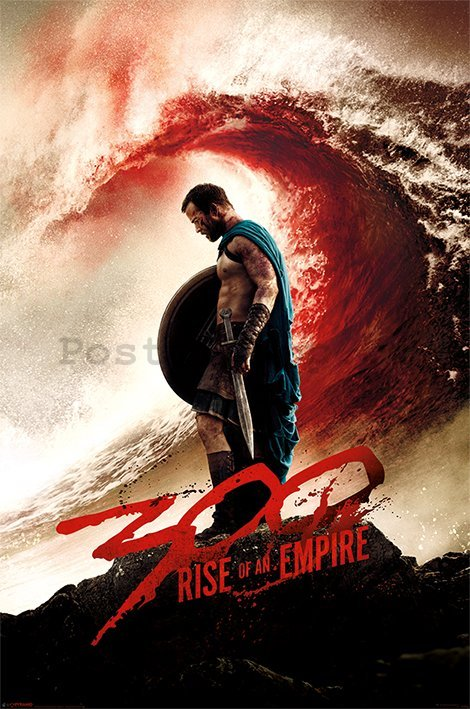 Plakát - 300 Rise of an Empire, Vzestup Říše (2)