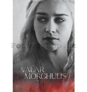 Plakát - Game of Thrones (Daenerys)
