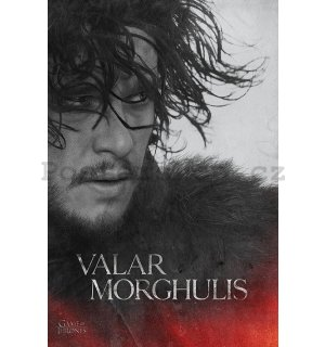 Plakát - Game of Thrones (Jon Snow)