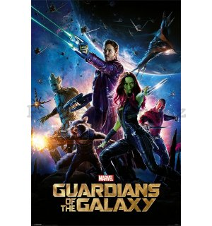Plakát - Guardians of The Galaxy (2)