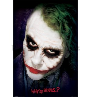Plakát - Joker (Why so Serious?)