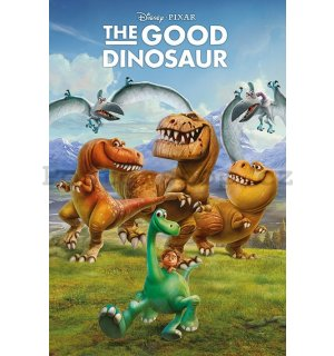 Plakát - The Good Dinosaur (1)