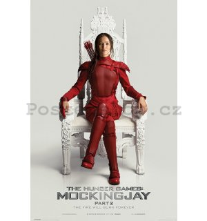 Plakát - The Hunger Games: Mockingjay - Part 2 (1)