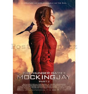 Plakát - The Hunger Games: Mockingjay - Part 2 (3)