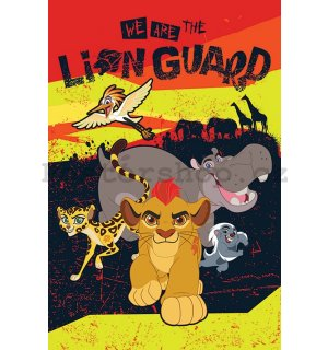 Plakát - The Lion Guard (1)