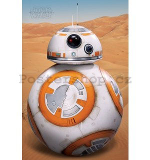 Plakát - Star Wars (BB-8)