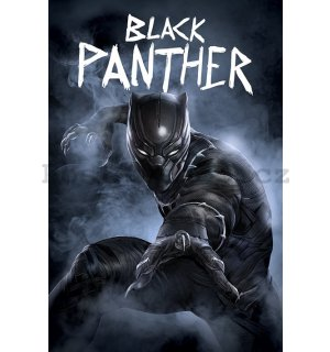 Plakát - Captain America Civil War (Black Panther)