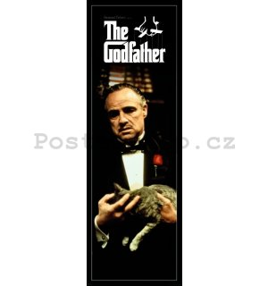 Plakát - Godfather (Cat door)