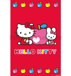 Plakát - Hello Kitty
