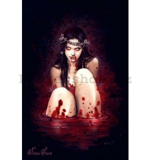 Plakát - Victoria Frances bathory