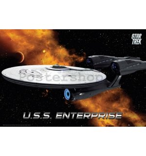 Plakát - Star Trek enterprise