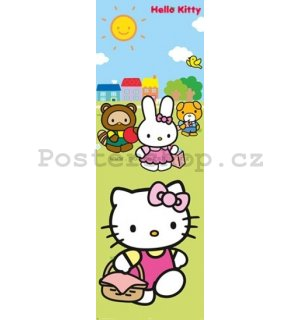 Plakát - Hello Kitty Piknik