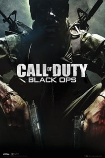 Plakát - Call of Duty Black ops (1)