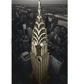 Plakát - Chrysler Building