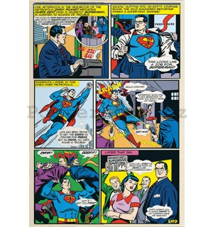 Fototapeta - Superman (Comics)
