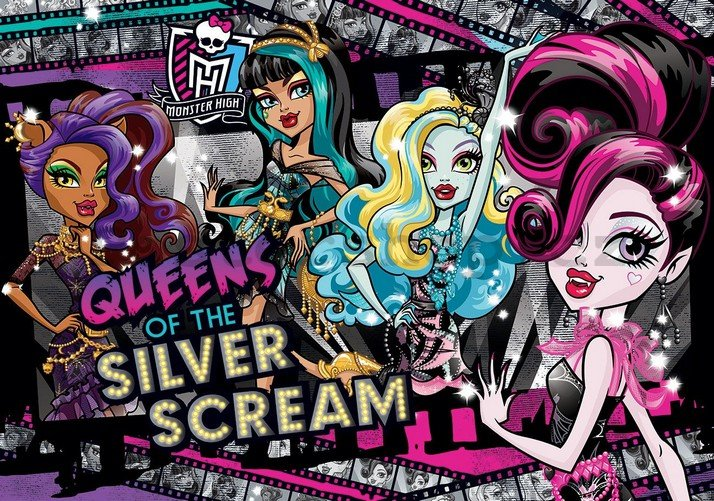 Fototapeta - Monster High (3)