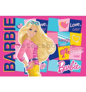 Fototapeta - Barbie (1)