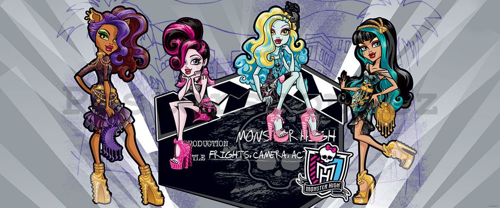 Fototapeta - Monster High (4)