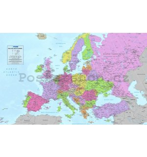 Fotoobraz - Europe Map