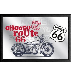 Zrcadlo - Route 66 (Chicago)