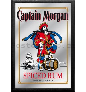 Zrcadlo - Captain Morgan (1)