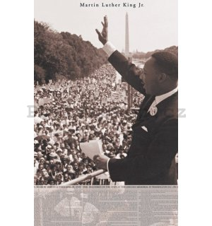 Fotoobraz - Martin Luther King Jr. (I Have A Dream)