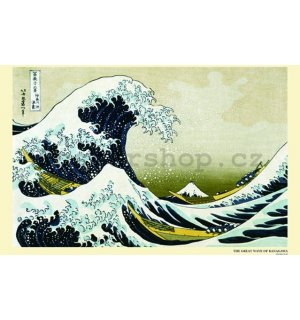 Fotoobraz - Great wave