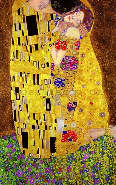 Fotoobraz - Klimt's The Kiss