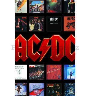 Fotoobraz - AC-DC (Album Covers)