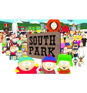 Fotoobraz - South Park (Opening Sequence)