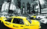 Fotoobraz - NYC Taxis (Times Square) (1)