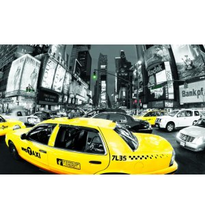 Fotoobraz - NYC Taxis (Times Square)