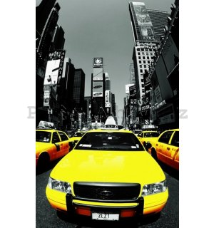 Fotoobraz - NYC Taxis (Times Square) (2)