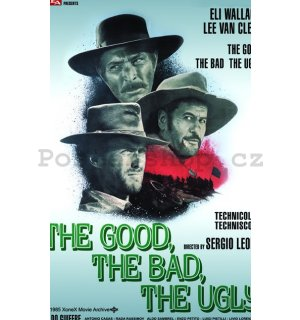 Fotoobraz - The Good The Bad The Ugly