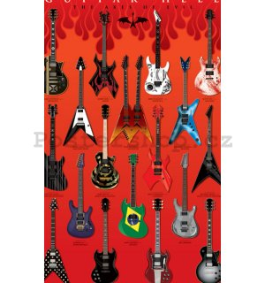 Fotoobraz - Guitar Hell (The Axes Of Evil)
