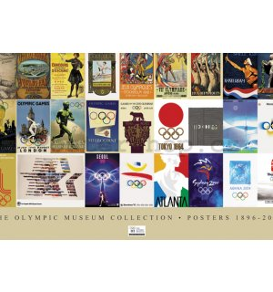 Fotoobraz - The Olympic Museum Collection 1896 - 2008