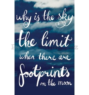 Fotoobraz - Why Is The Sky The Limit