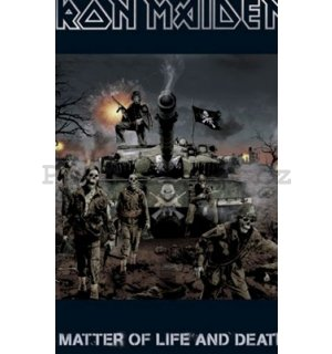 Fotoobraz - Iron Maiden matter of life and death